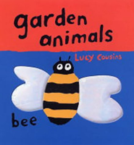 Garden Animals Touch & Feel Board Book
