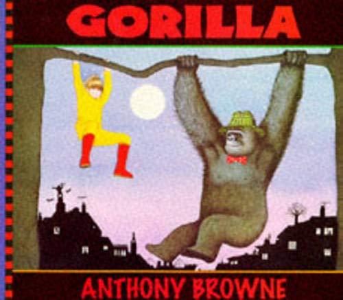 Gorilla: Anthony Browne