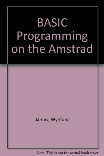 9780744700244: BASIC Programming on the Amstrad