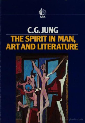 9780744800081: The Spirit of Man in Art and Literature (Collected Works of C.G. Jung)