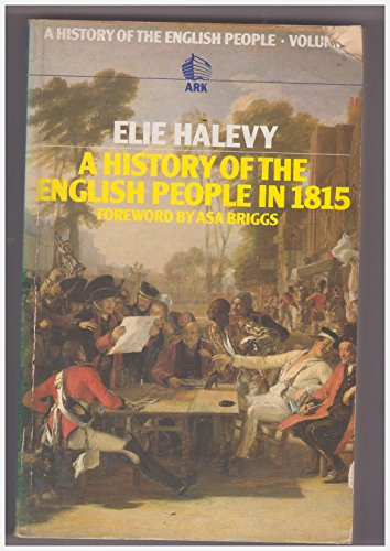 001: History of the English People in: Halevy, Elie