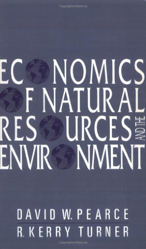 9780745002255: Economics of Natural Resources and the Environment