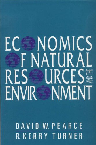 9780745002255: Economics Natural Resources Environment
