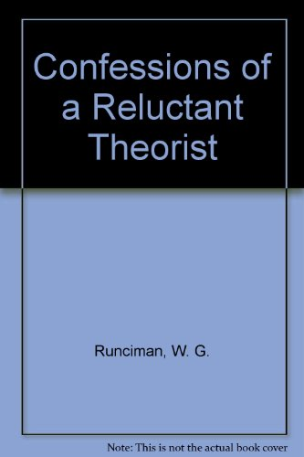 9780745004846: Confessions of a Reluctant Theorist