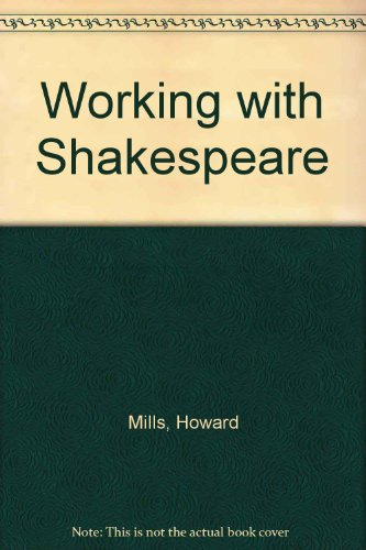 9780745005751: Working with Shakespeare