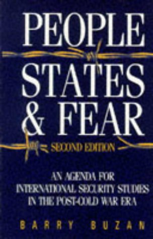 9780745007205: People, States, and Fear: An Agenda for International Security Studies in the Post-Cold War Era