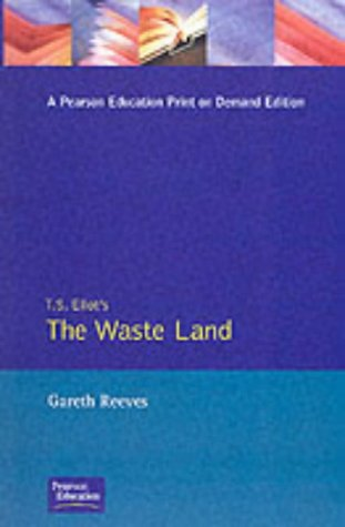 "9780745007380: T. S. Elliot's ""The Waste Land"" (Critical Studies of Key Texts)"