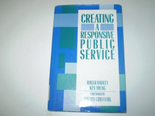 Creating a Responsive Public Service