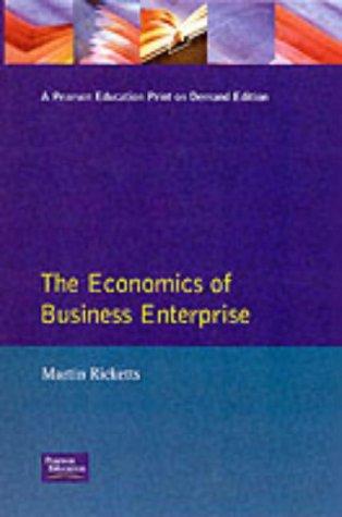 9780745008394: The Economics of Business Enterprise