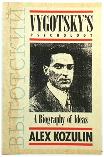 9780745008523: Vygotsky's Psychology: A Biography of Ideas