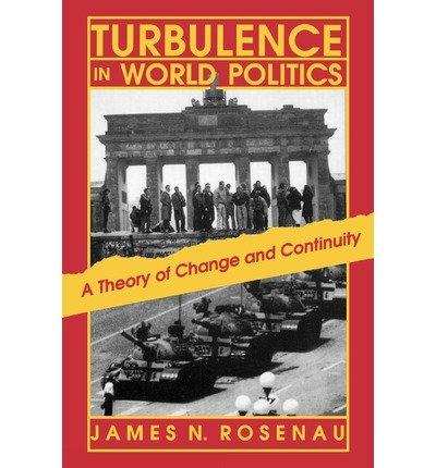 9780745008660: Turbulence in World Politics