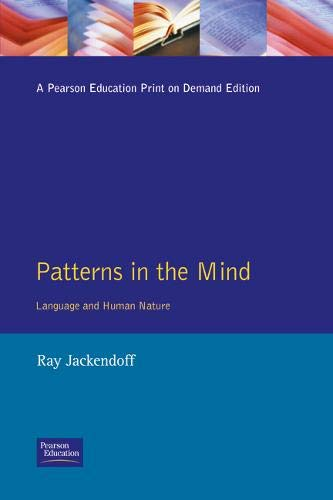 9780745009636: Patterns In The Mind