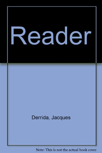 9780745009919: Reader