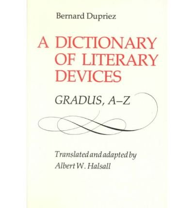 9780745010564: Dictionary of Literary Devices