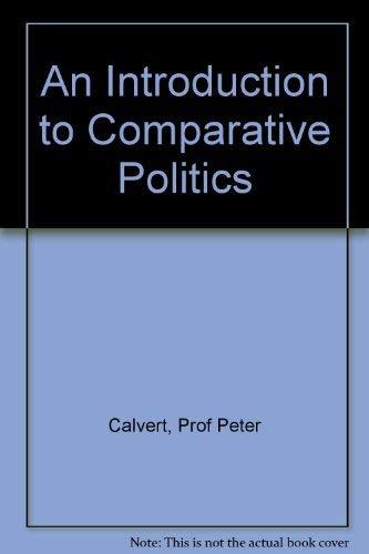 9780745010755: Intro Comparative Politics