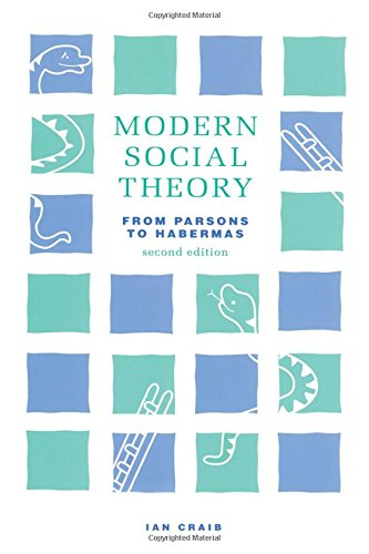 9780745010885: Modern Social Theory: From Parsons to Habermas
