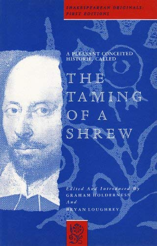 9780745011035: Taming of the Shrew (Shakespearean originals - first editions)