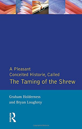 9780745011042: Taming of the Shrew: First Quarto of Taming of a Shrew (Shakespearean Originals - First Editions)