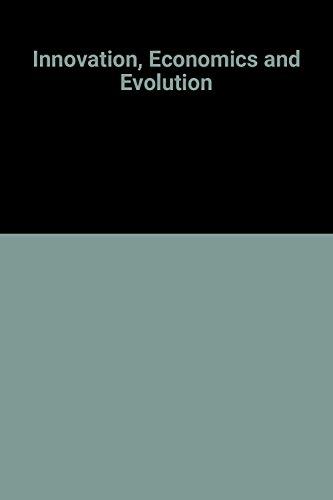 9780745012513: Innovation Economics Evolution