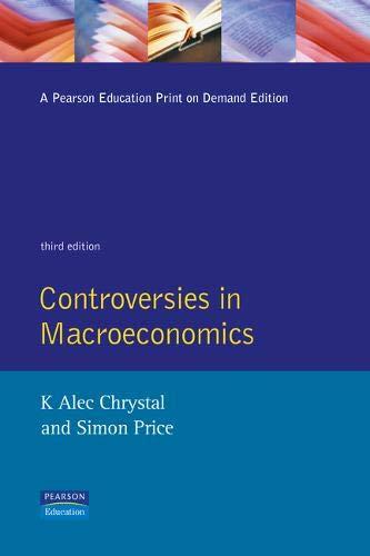 9780745013152: Controversies Macroeconomics