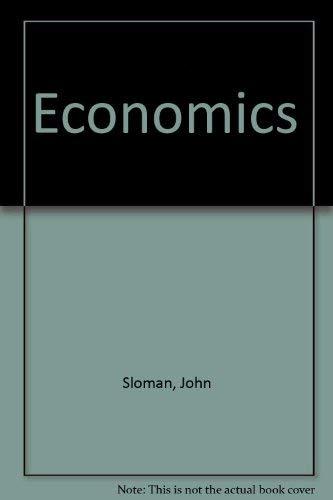 9780745013336: ECONOMICS