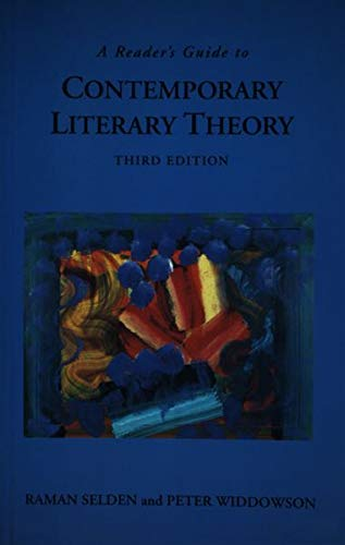 9780745013633: Readers Guide to Contemporary Literary Theory