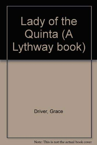 Lady of the Quinta: Driver