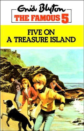 9780745101316: Five on a Treasure Island