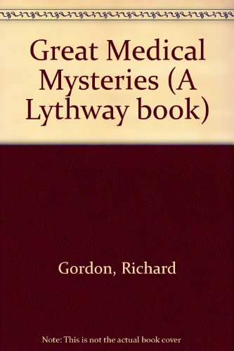 9780745101477: Great Medical Mysteries