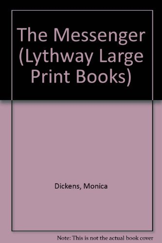 9780745103358: The Messenger (Lythway Large Print Books)