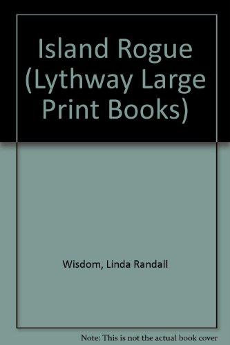 9780745104164: Island Rogue (Lythway Large Print Books)