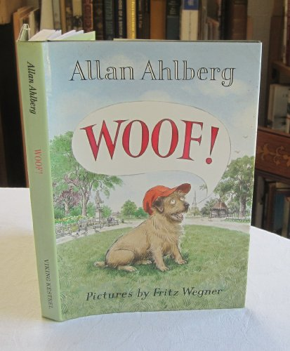 9780745104874: Woof! (Lythway Large Print Books)