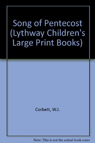 9780745107943: Song of Pentecost (Lythway Children's Large Print Books)