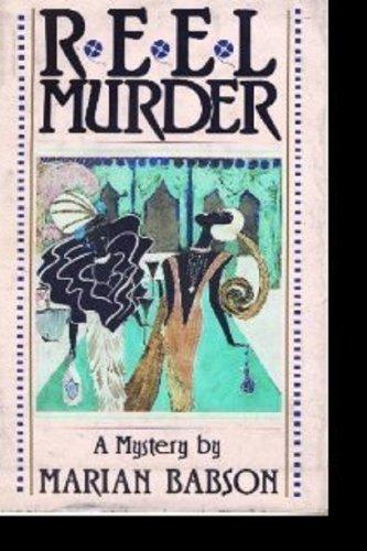 9780745108056: Reel Murder (Lythway Large Print Books)