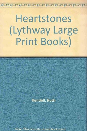 9780745108094: Heartstones (Lythway Large Print Books)