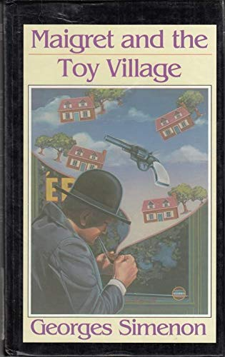 9780745109749: Maigret and the Toy Village (Lythway Large Print Books)