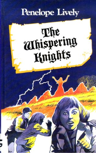 9780745111537: The Whispering Knights (Lythway Large Print Children's Series)