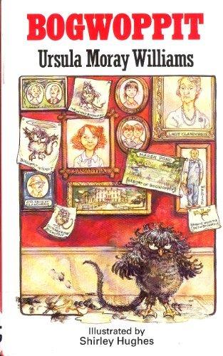 9780745111551: Bogwoppit (Lythway Large Print Children's Series)