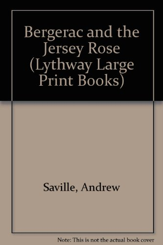 9780745112619: Bergerac and the Jersey Rose (Lythway Large Print Books)