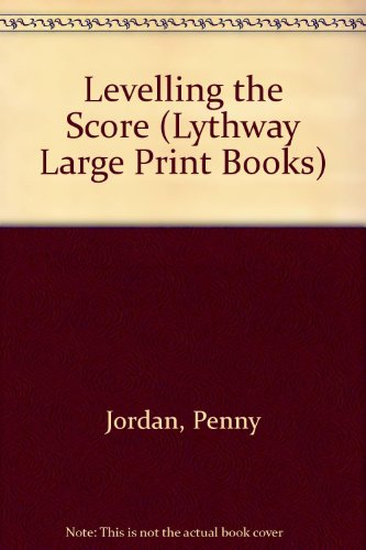 9780745113289: Levelling the Score (Lythway Large Print Books)