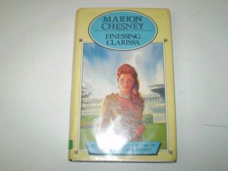 9780745114477: Finessing Clarissa (Lythway Large Print Books)