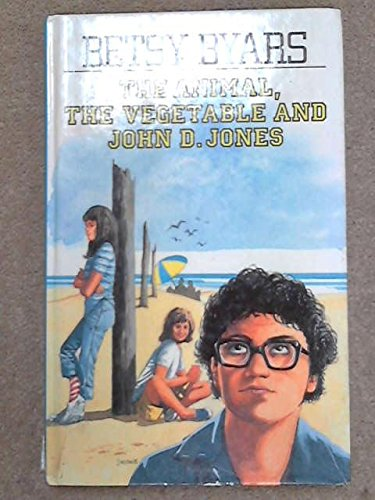 9780745116099: The Animal, the Vegetable, and John D. Jones (Lythway Large Print Children's Series)