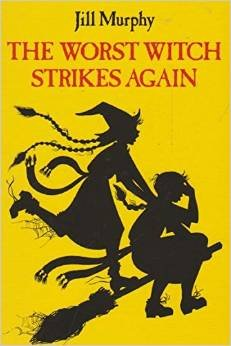 9780745116723: The Worst Witch Strikes Again (Lythway Large Print Children's Series)