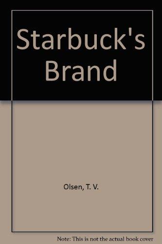 9780745116983: Starbuck's Brand