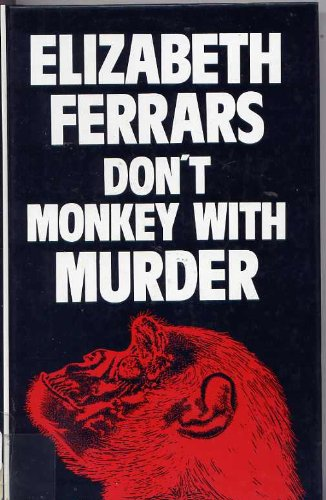 9780745118970: Don't Monkey with Murder