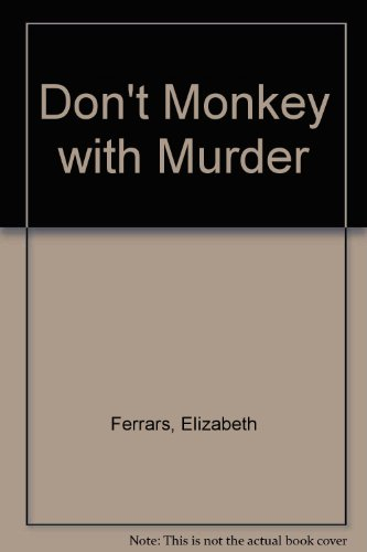 9780745119076: Don't Monkey with Murder