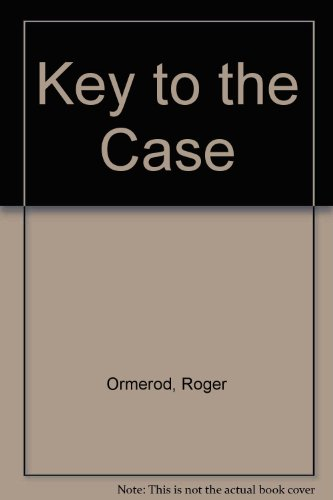 9780745119229: Key to the Case (A large print mystery)
