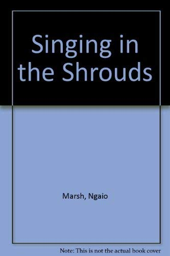 9780745119953: Singing in the Shrouds (A Large print mystery)