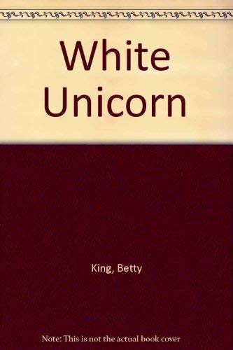 White Unicorn (0745121772) by Betty King