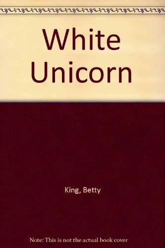 White Unicorn (0745121772) by Betty King